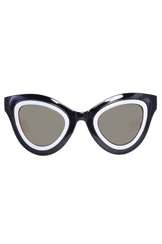 Space Cadet Sunglasses - Black