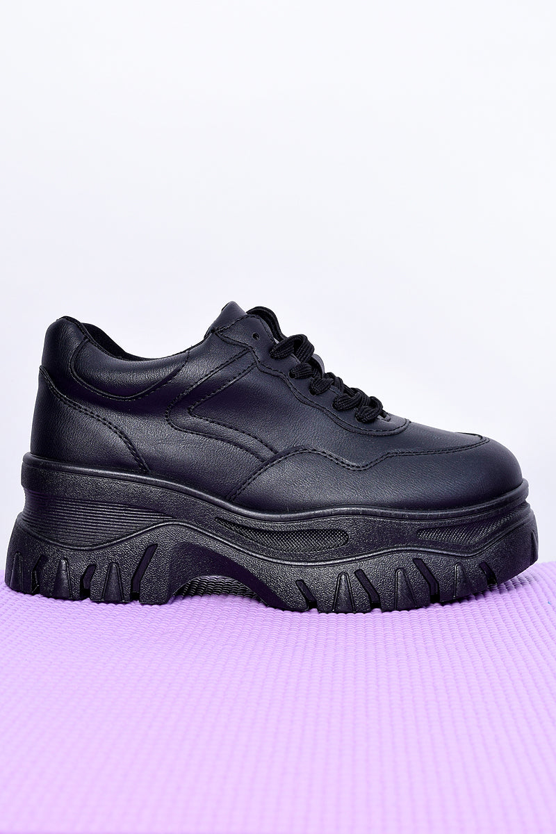 The Limits Platform Sneakers