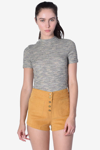 Patricia Mock Neck Top