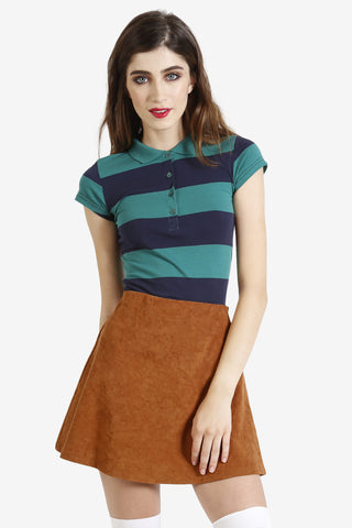 Frederic Striped Polo