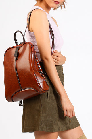 Vintage Inspired Mini Backpack
