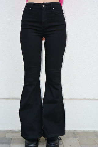 Volcano Girl Extra Wide Flare Jeans