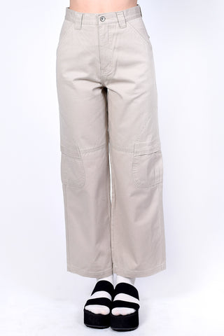 Deadstock Aiden Secret Cargo Khaki Wide Legs