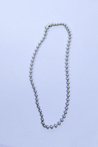 90s Ball Chain Necklace