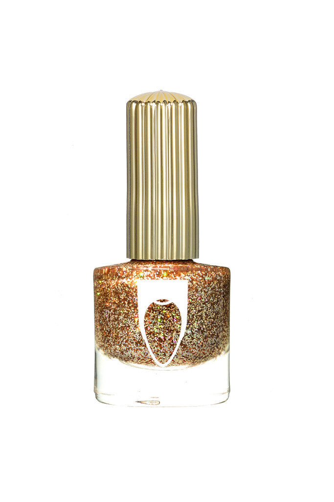 Floss Gloss Nail Lacquer - Honey