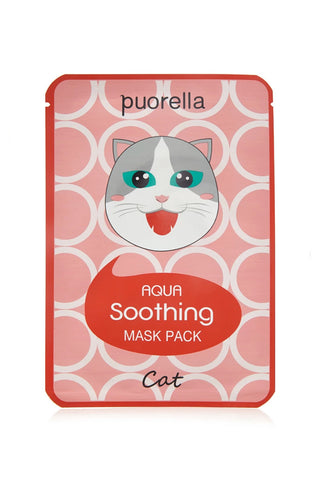 Cat Soothing Face Mask