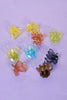 90's Deadstock Translucent Mini Hair Clips