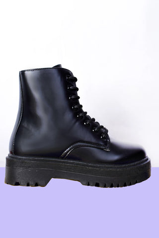 Secret Weapon Chunky Boot