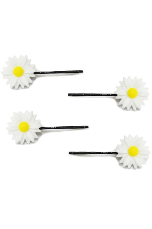 Daisy Pin Set