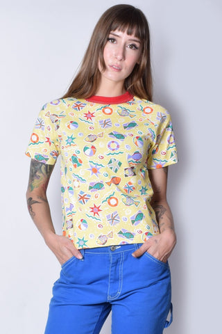 Summer Fun Deadstock Top