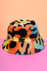 Fantastic Furry Print Deadstock Bucket Hat