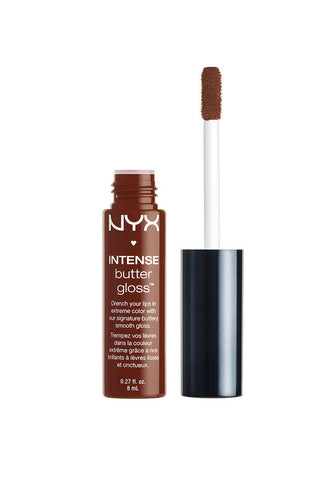 NYX Intense Butter Gloss - Rocky Road