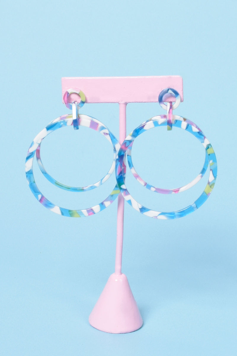 Junipero Dangle Earrings