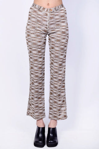 Deadstock Hazel Knit Trouser Pants