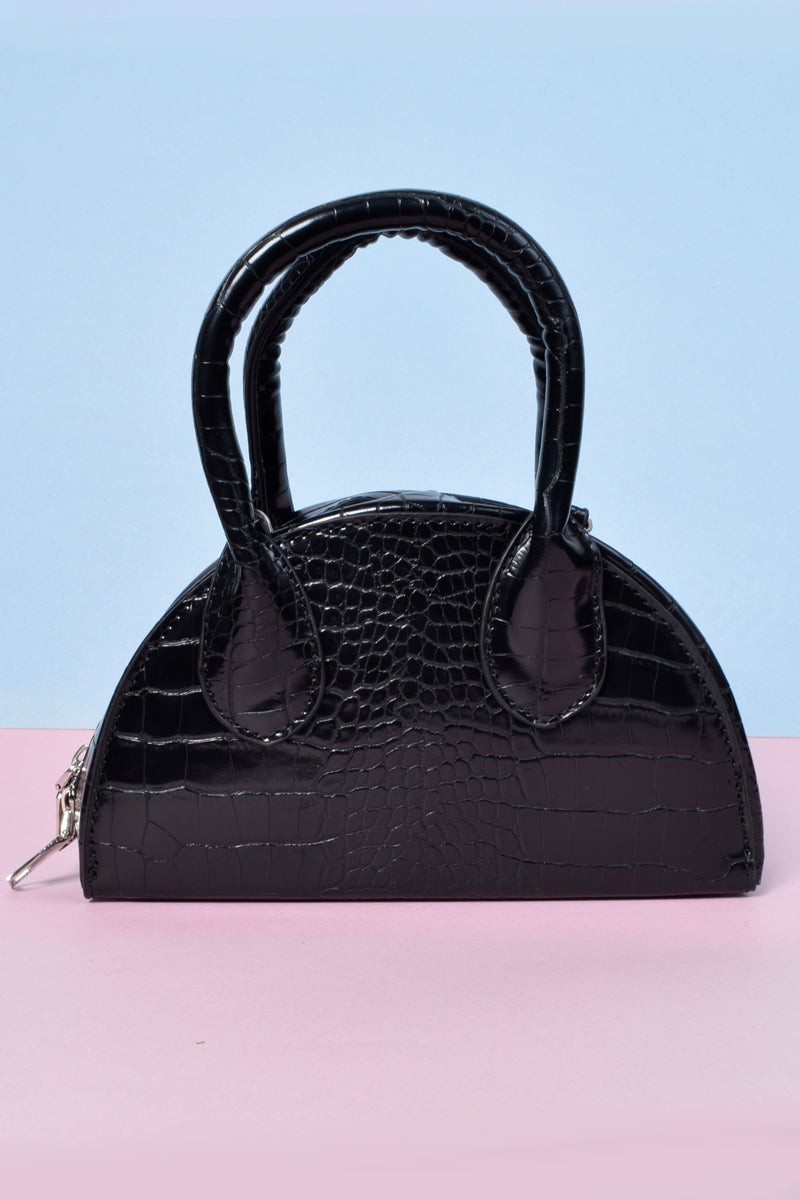 Hostage Crocodile Mini Bag