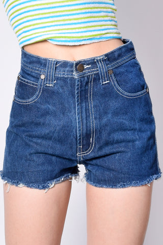 ECH Vintage Maxine Denim Shorts