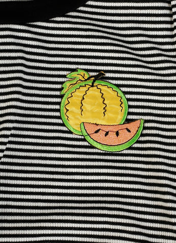 Harmony Fruit Striped Ringer By Echo Club House