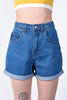 Classic Mom Denim Shorts
