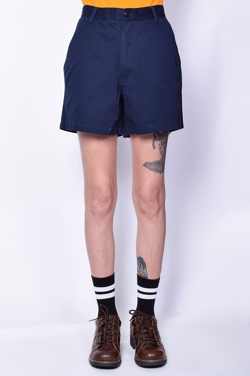 Deadstock Summer Camp Navy Shorts