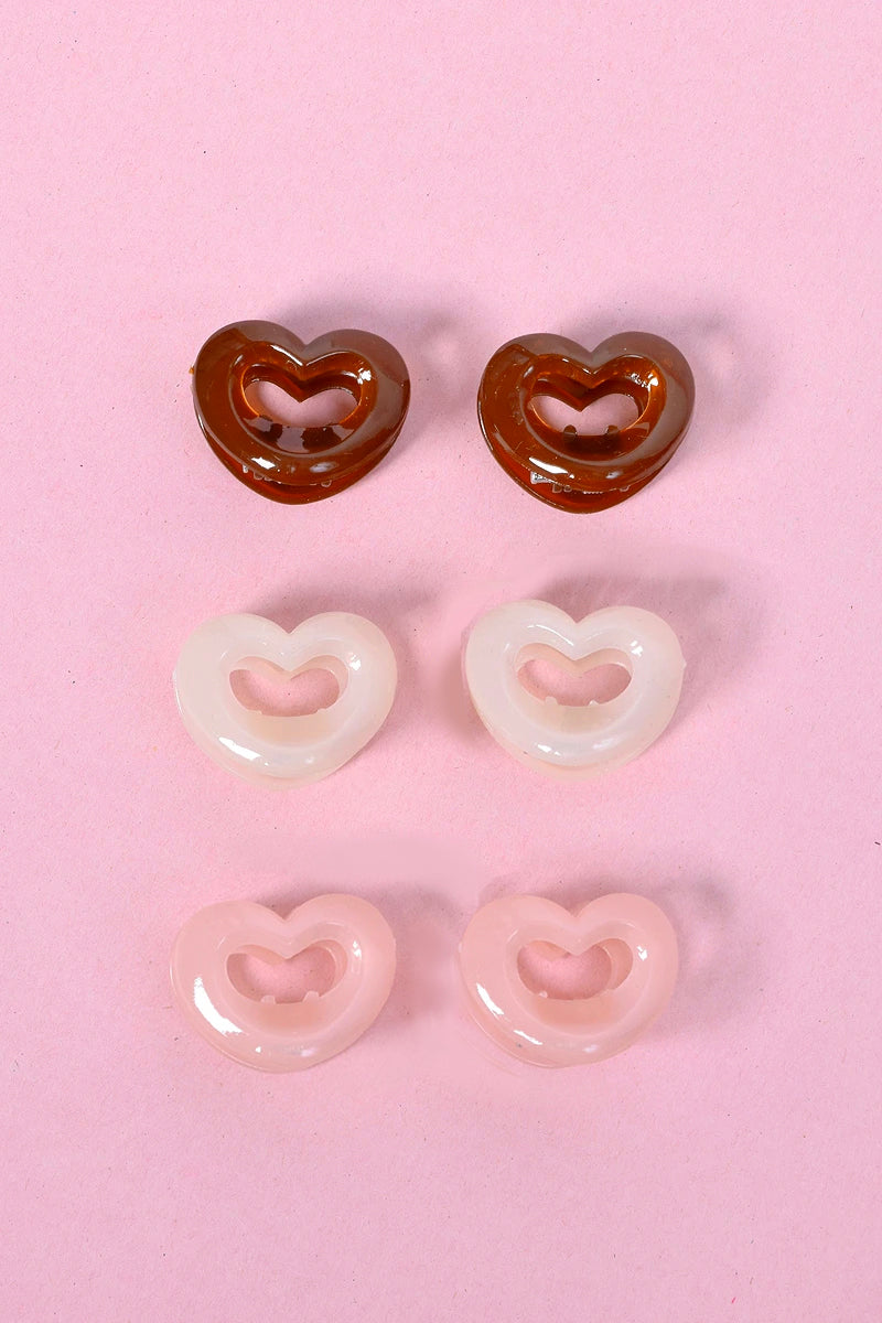 Neapolitan Mini Clip Set