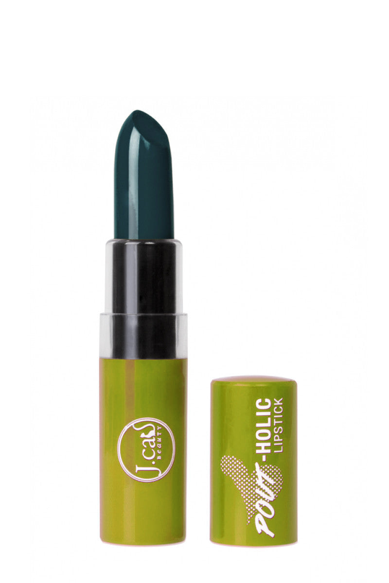 POUT Matte Lipstick - Deep Sea Green