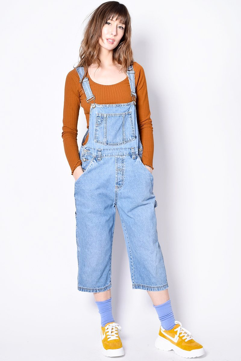 ECH Vintage No Boundaries Overalls
