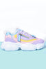 Power Play Color Block Platform Sneaker