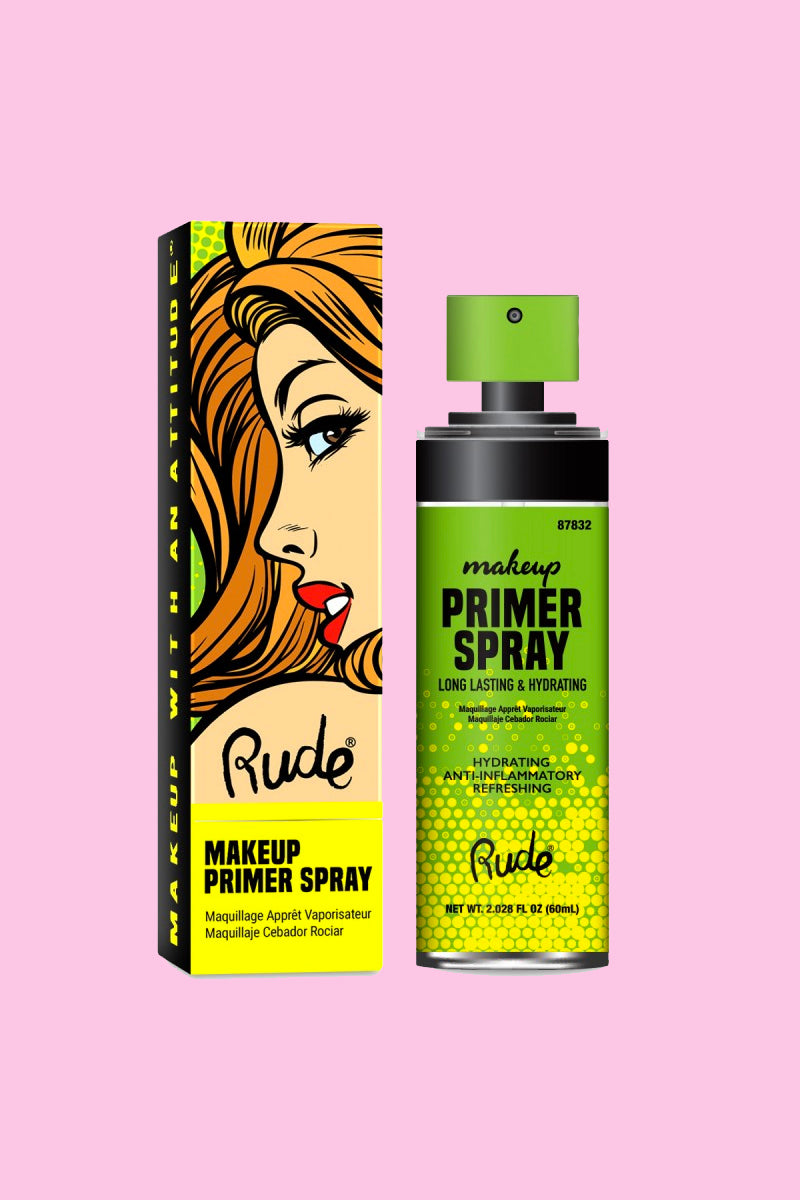 RUDE COSMETICS Makeup Primer Spray
