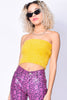 Tropic of Capricorn Fuzzy Tube Top