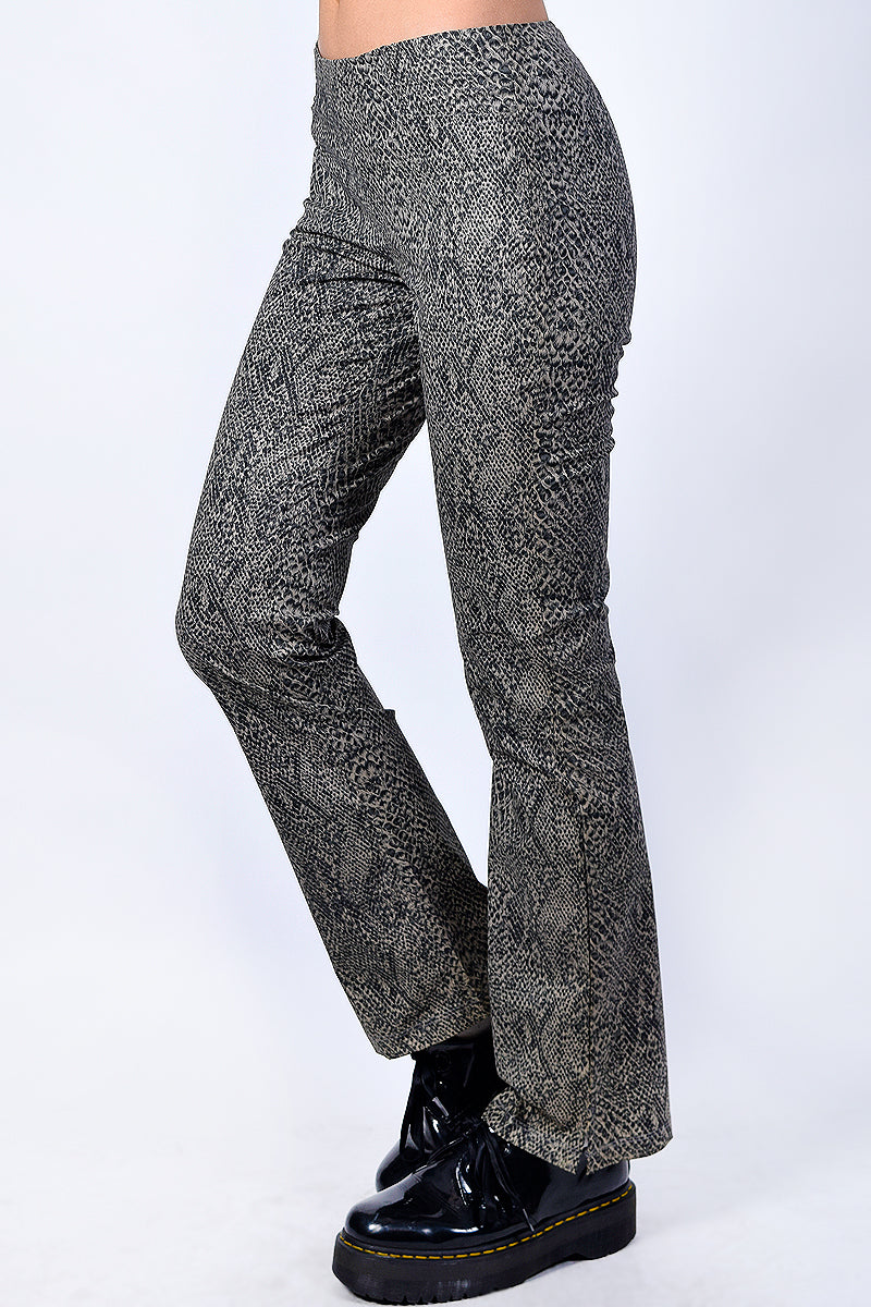 Deadstock Lizard Queen Pants