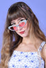 Space Cadet Cat Eye Sunglasses
