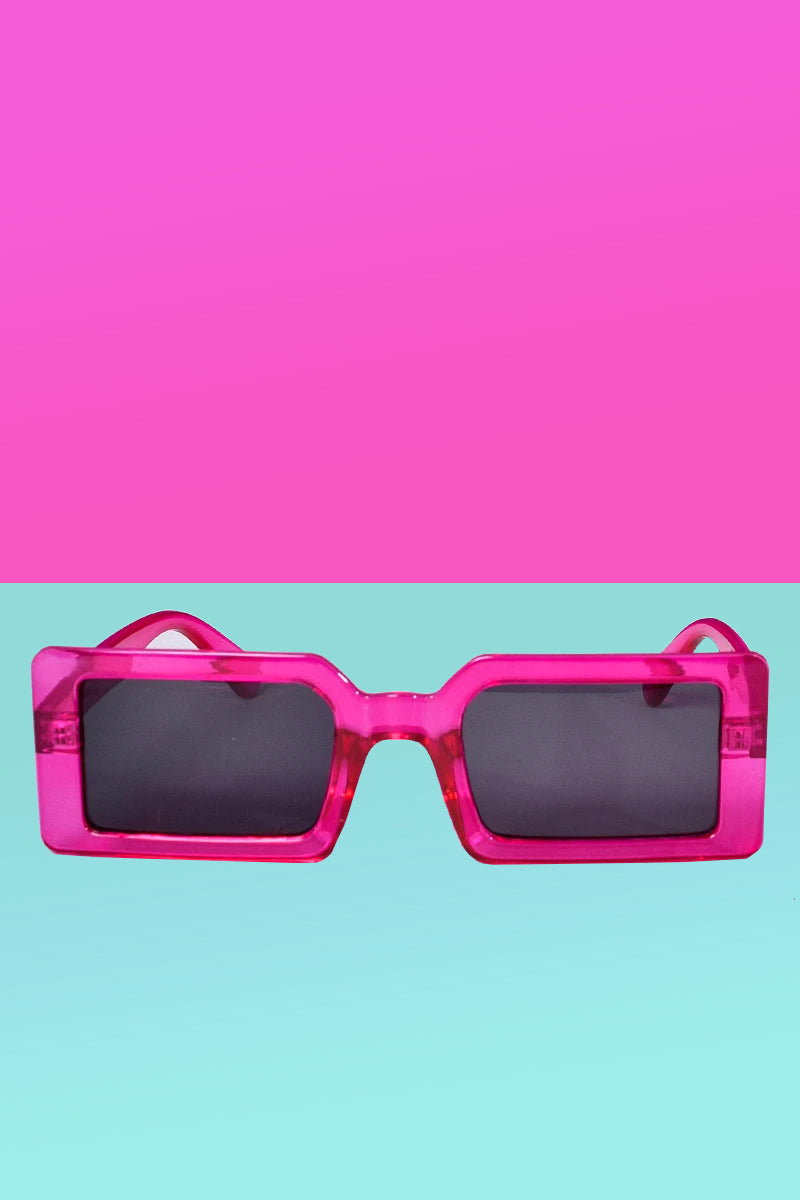The Business Fluro Rectangle Shades