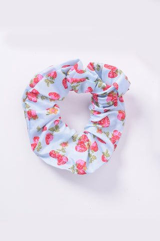 Strawberry Fields Scrunchies
