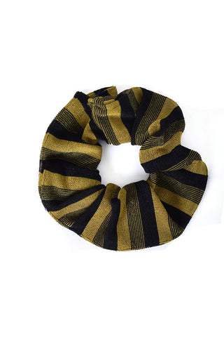 Multi Stripe Scrunchie