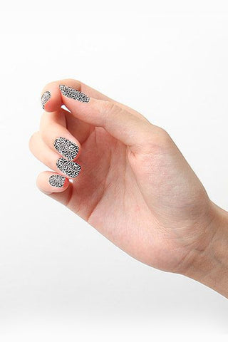 Tattify Nail Tats - Microscopic