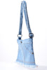 Y2K Little Denim Mini Shoulder Bag