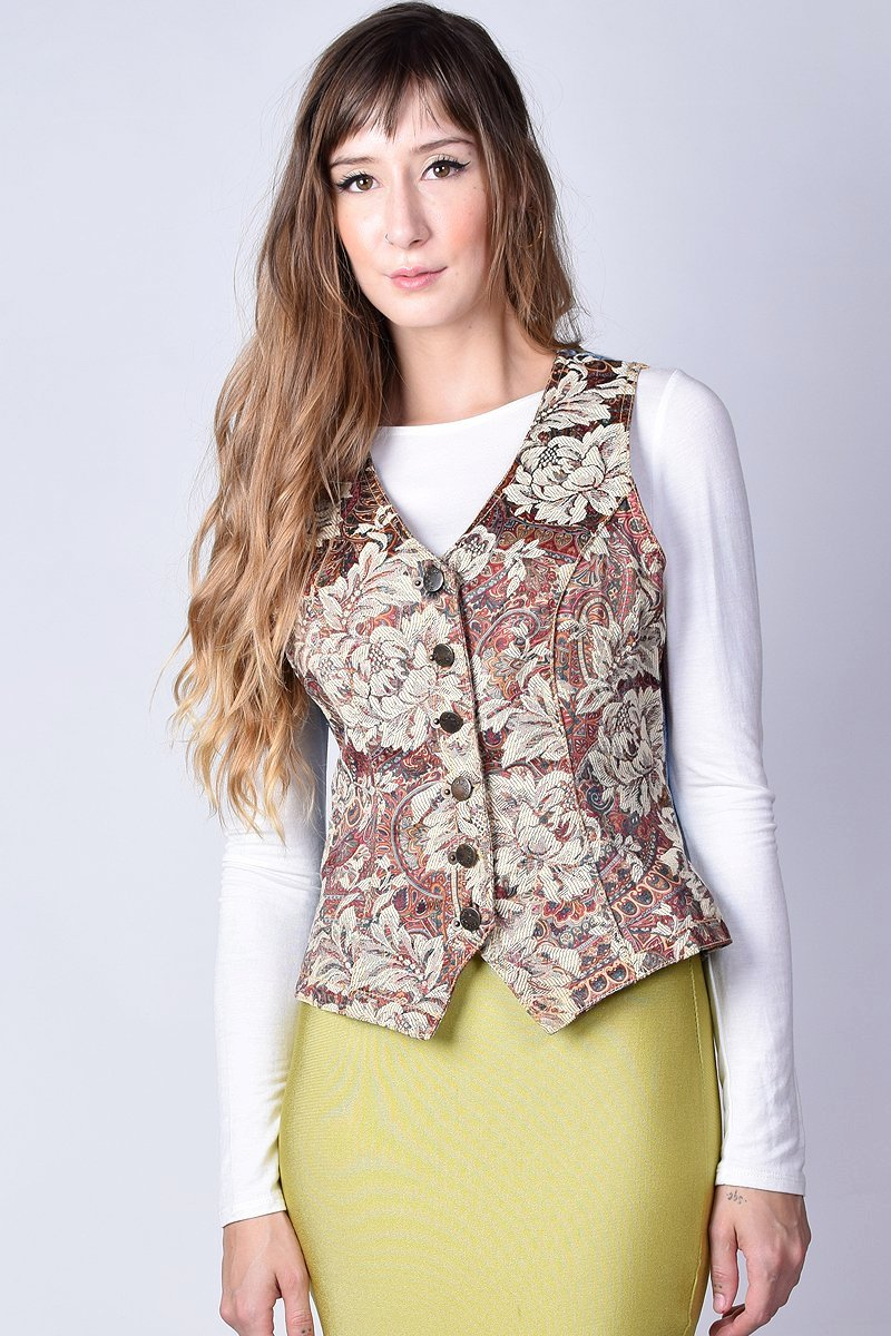 ECH Vintage Teachers Pet Vest