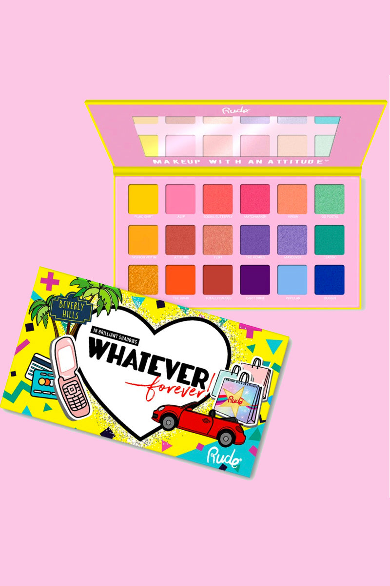 RUDE COSMETICS Whatever Forever Palette