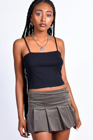 Good Girl Gone Bad Deadstock Mini Skirt