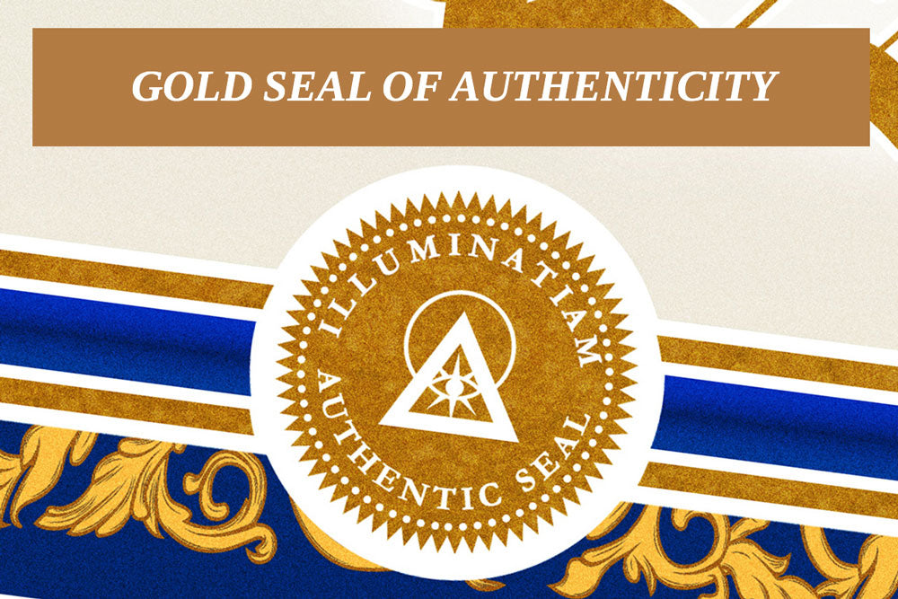 Gold Seal Of Authenticity