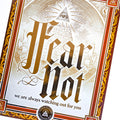 Fear Not – Illuminated Manuscript