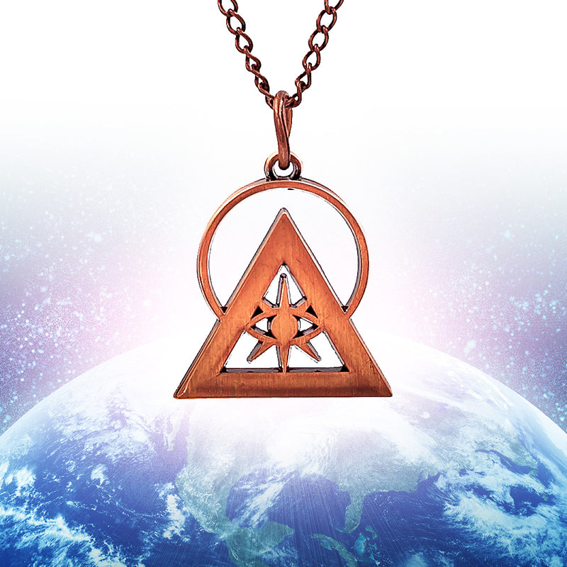 Illuminati Talisman: Copper
