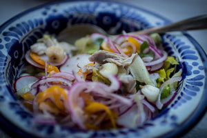 Rancho Gordo White Pozole