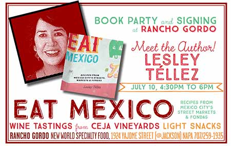 Meet Lesley Tallez at Rancho Gordo