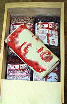 Great Beans Gift Box , Samplers, Gift Boxes and Sets - Rancho Gordo, Rancho Gordo  - 2