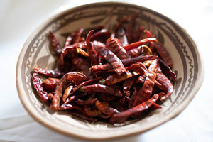 Dried Chile De Arbol, Rancho Gordo