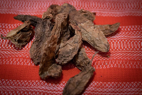 Dried Chile: Chipotle