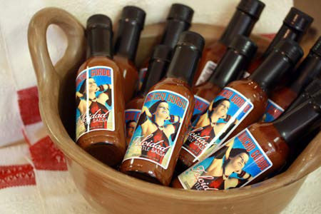 Felicidad Chipotle Sauce , Chiles and Chile Powder - Rancho Gordo, Rancho Gordo  - 1
