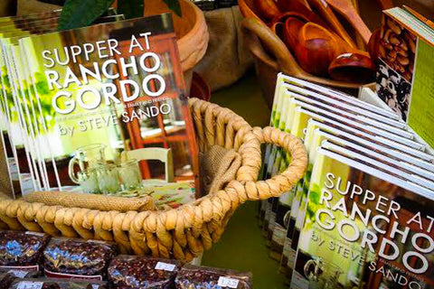 Book: Supper at Rancho Gordo