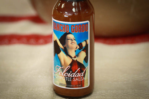Felicidad Chipotle Sauce , Chiles and Chile Powder - Rancho Gordo, Rancho Gordo  - 2